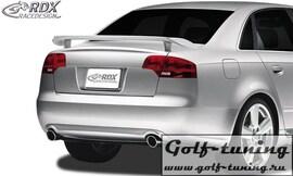 Audi A4 B7 Спойлер на крышку багажника