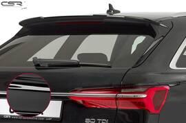 Audi A6 C8 Универсал 18- Спойлер на крышку багажника глянцевый