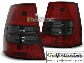 VW Golf 4 / Bora универсал Фонари красно-тонированные