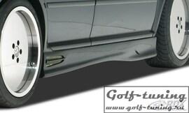 """VW Golf 4 Пороги """"GT4"""""""