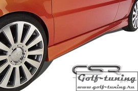 VW Golf 2 Typ 19E/Jetta 2 83-92 Накладки на пороги