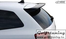 "VW Polo 6R / Polo 6C Спойлер на крышку багажника ""WRC-Look"""