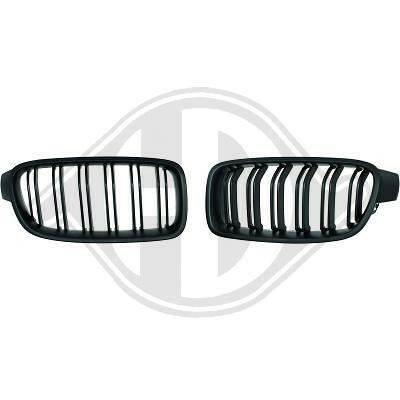 BMW F30 11-15 Решетки радиатора (ноздри) М3 матовые