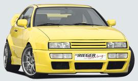 VW Corrado Передний бампер RS4 Look