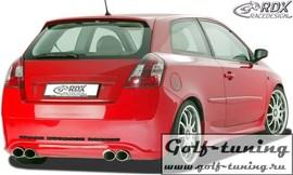 Fiat Stilo Бампер задний GTI-Five