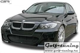BMW E90/E91 05-08 Бампер передний