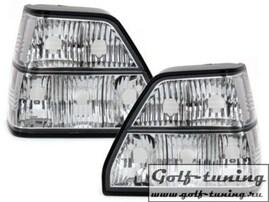 VW Golf 2 Фонари прозрачные