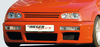 VW Golf 3 Решетка радиатора без значка