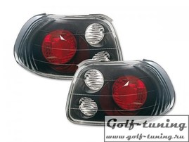 Honda CRX 93-97 Фонари черные