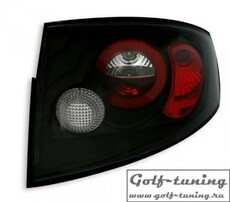 Audi TT 8N 98-05 Фонари черные
