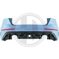 Ford Focus 3 14-17 Бампер задний в стиле RS