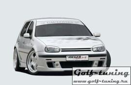 VW Golf 4 Передний бампер