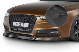 Audi A5/S5 8T 11-16 Накладка на передний бампер матовая