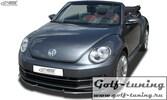 VW Beetle 11- Спойлер переднего бампера VARIO-X