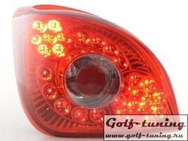 Ford Fiesta 96-02 Фонари светодиодные, красные