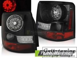 Land Rover/Range Rover Sport 05-09 Фонари светодиодные, черные