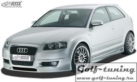 "Audi A3 8P 03-05 Бампер передний ""SingleFrame Design 1"""