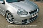 VW Golf 5 Передний бампер