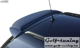 Opel Astra H Caravan Спойлер на крышку багажника
