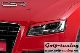 Audi A5 07-11 Реснички на фары