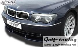 BMW E65 / E66 -05 Спойлер переднего бампера VARIO-X