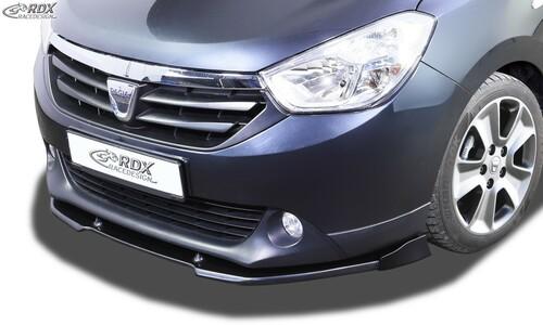 Renault Lodgy Накладка на передний бампер VARIO-X