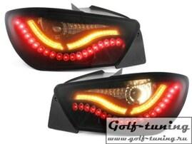 Seat Ibiza 6J 08- Фонари светодиодные, тонированные
