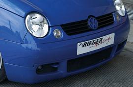 VW Lupo 98-05/Seat Arosa Накладка на передний бампер