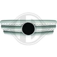 Mercedes W211 02-06 Решетка радиатора хром CL Look