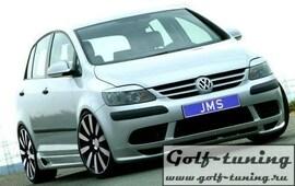 VW Golf 5 Plus Спойлер переднего бампера