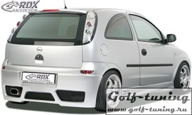 Opel Corsa C Бампер задний GT-Race