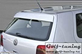 VW Golf 4 Козырек на заднее стекло
