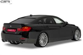BMW 4er F32/F33/F36 13- Диффузор для заднего бампера