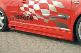VW Golf 4/VW Bora Накладки на пороги