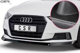Audi A3 8V Седан/кабрио 04/2016- Накладка на передний бампер