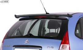 CITROEN C3 2002-2009 Спойлер на крышку багажника