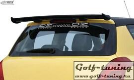 Suzuki Swift MZ/EZ 05-10 Спойлер на крышку багажника