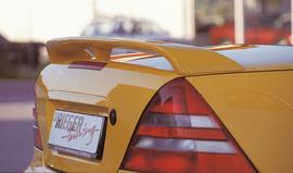 Mercedes R170 96-04 Спойлер на крышку багажника