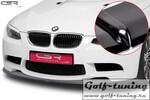 BMW E92/E93 M3 07-13 Накладка на передний бампер Cupspoilerlippe глянцевая