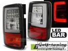 VW Caddy 03-15 Фонари светодиодные, Led Light bar черные