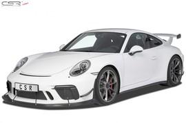Porsche 911/991 Coupe 17- Накладка на передний бампер