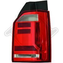 VW T6 15-20 Фонари для авто с подъемной дверью