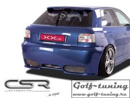 Audi A3 8L 96-01 Бампер задний XX-Line design
