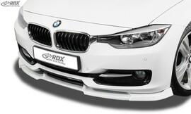BMW F30 11-15 Накладка на передний бампер VARIO-X