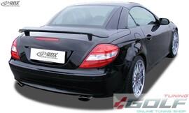 Mercedes SLK R171 Спойлер на крышку багажника