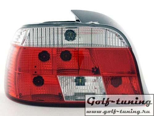 BMW E39 Седан Фонари красно-белые