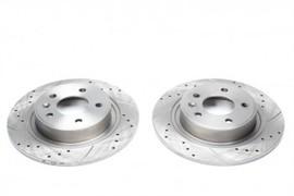 Opel Ampera/Astra J/Zafira Комплект спортивных тормозных дисков