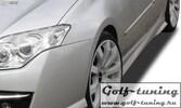 "Renault Laguna 3 Phase 1 & 2 Накладки на пороги ""Turbo"""