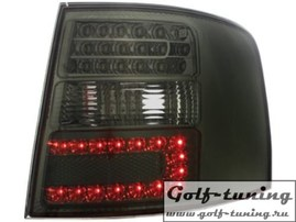 Audi A6 C5 97-04 Универсал Фонари светодиодные, тонированные