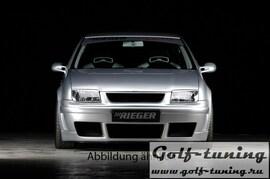 VW Bora Передний бампер RS-Four-Look
